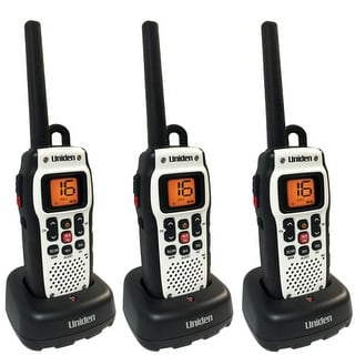 Uniden Atlantis 150 (3 Pack) Floating VHF Marine Radio