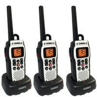 Uniden Atlantis 150 (3 Pack) Floating VHF Marine Radio with Digital Squelch