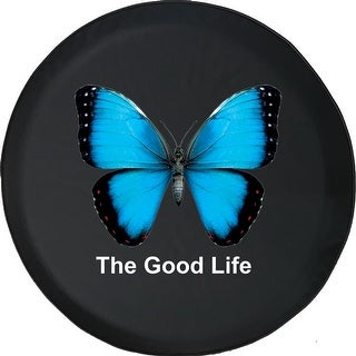 Link to Spare Tire Cover The Good Life Blue Butterfly Similar Items in Billiards & Pool