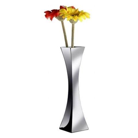 Visol VAC326 Visol Genevieve Stainless Steel Vase
