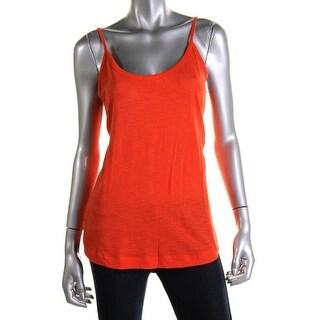 Zara Special-T Womens Cotton Slub Tank Top - S