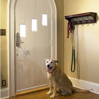 Pet Door Shield Scratch Protection