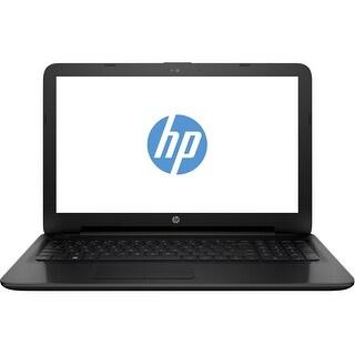"""HP 15-AF110CA 15.6"""" Laptop AMD E1-6015 1.4GHz 4GB 500GB Windows 10"""
