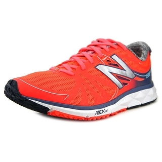 New Balance Dragonfly Round Toe Synthetic Running Shoe