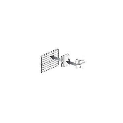 Ergotron - Ergotron Slatwall Bracket.Attach Lx,Mx,200 And 100 Series Mounting Solutions To