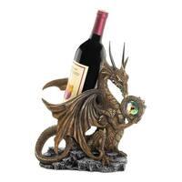 Dragon Wine Bottle Holder