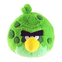 "Angry Birds 5"" Green Space Bird Plush Officially Licensed - multi"