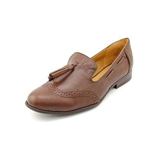 Nine West Ariel Women Round Toe Leather Loafer