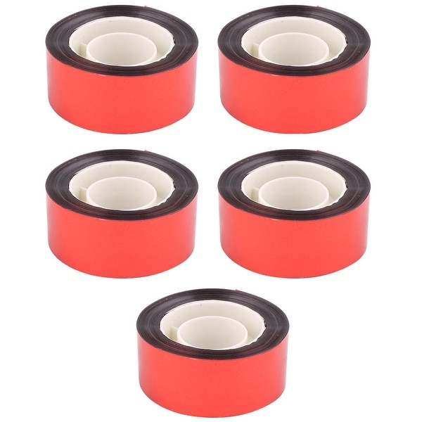Family Polyester Pigeon Bird Scare Deterrent Holographic Flash Sound Emitting Tape 60M 5 Pcs