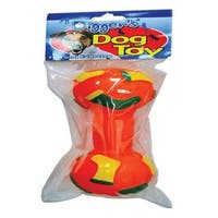 Diggers 51657 Vinyl Dog Toy, Large