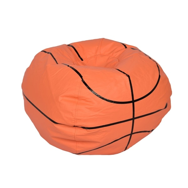 Ace Casual 96-inch Vinyl Sports Bean Bag Chair. Opens flyout.