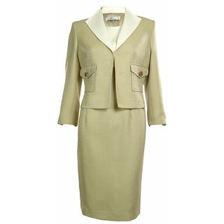 Kasper Womens Business Suit Dress Set
