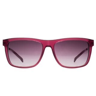 Lacoste L695/S 615 Red Wayfarer Sunglasses