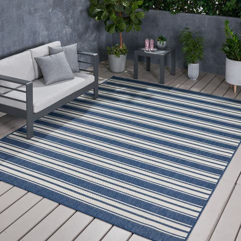 Nador Outdoor Area Rug by Christopher Knight Home