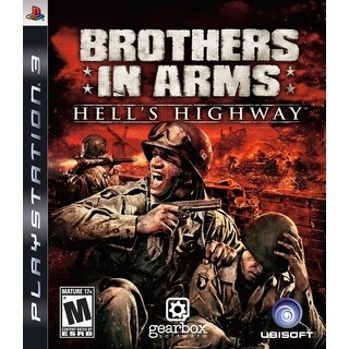 Brothers In Arms Hells Highway - Playstation 3 (Refurbished)