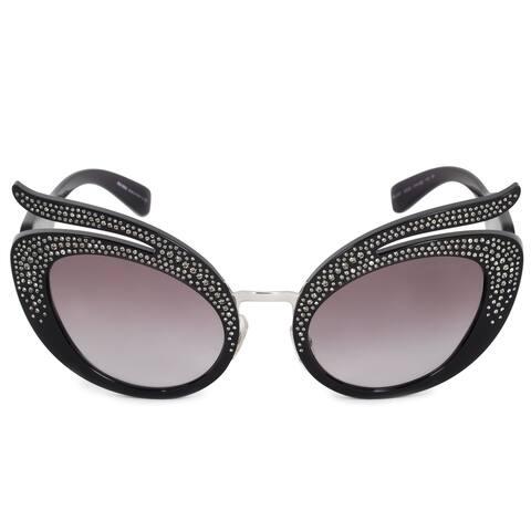 Miu Miu Cat Eye Sunglasses SMU04TS 07H3E2 53 - 53mm x 23mm x 140mm