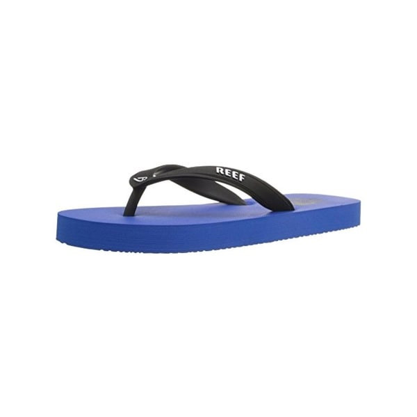Reef Boys Grom Switchfoot Slide Sandals Colorblock