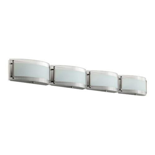 Quorum International 5085-4 Four Light ADA Compliant Halogen Bathroom Fixture