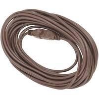 Hipp Hardware Plus 40' 16/3 Brown Ext Cord OU-JTW163-40X-BR Unit: EACH