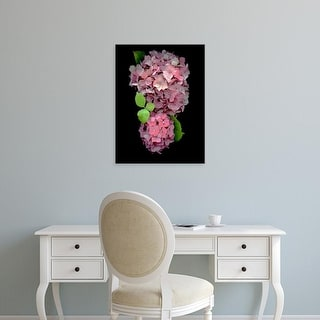 Easy Art Prints Alan Blaustein's 'Floral Color #29' Premium Canvas Art