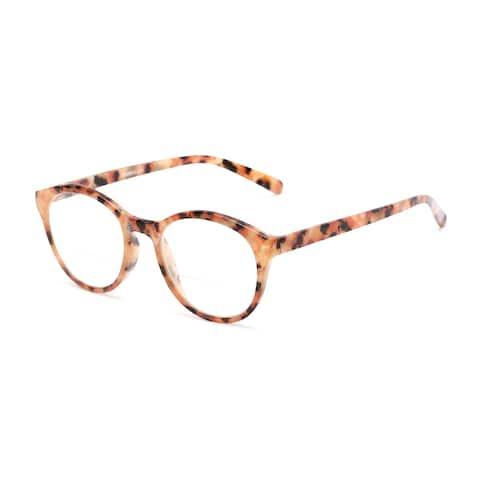 Readers.com The Merlot Bifocal Round Reading Glasses