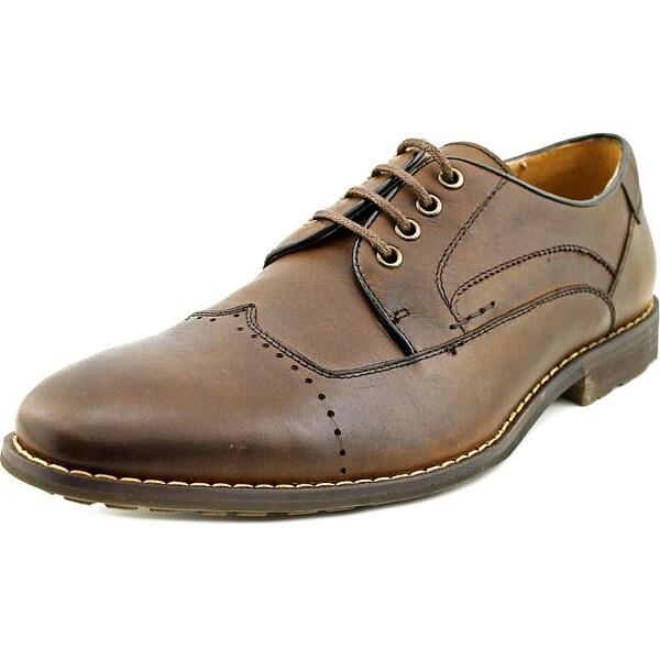 Steve Madden Kyngdom Round Toe Leather Loafer