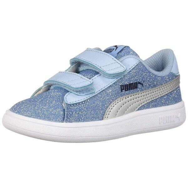 Girls Smash V2 Glitz Glam Sneaker