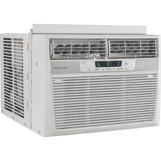 Frigidaire FFRA1022R1 10,000 BTU 115V Window-Mounted Compact Air Conditioner - White