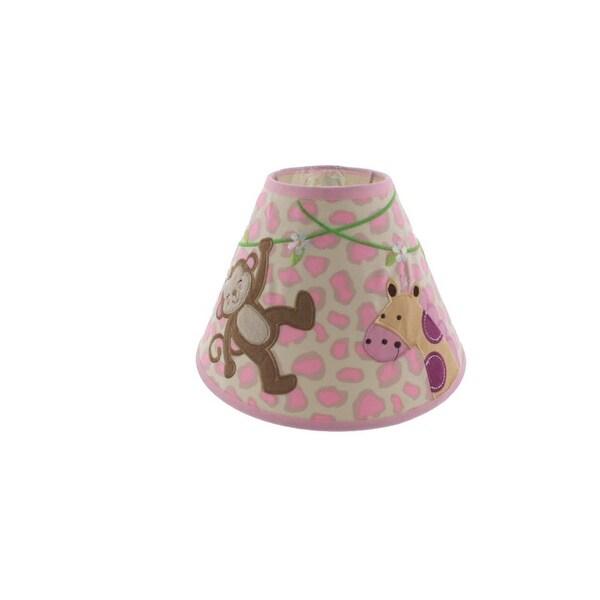 Koala Baby Nursery Lamp Shade Applique Monkey/Giraffe