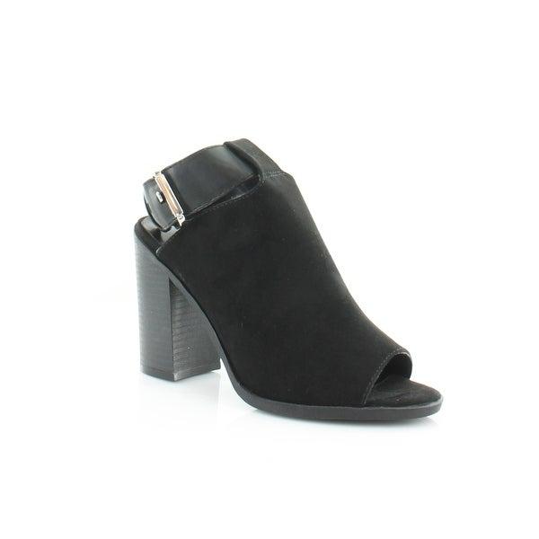 Pink & Pepper Mashi Women's Heels Black - 6