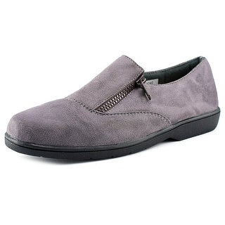 Propet Shannon 2E Round Toe Synthetic Loafer