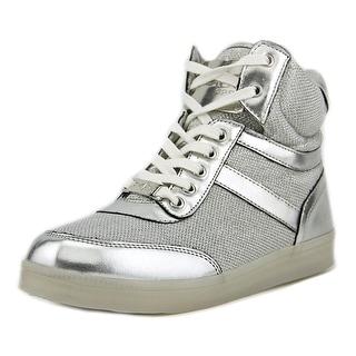 Bebe Krysten Women Round Toe Synthetic Sneakers