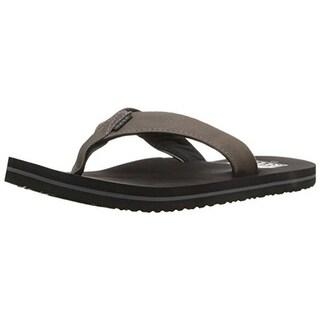 Reef Boys Grom Twinpin Flip-Flops Faux Leather