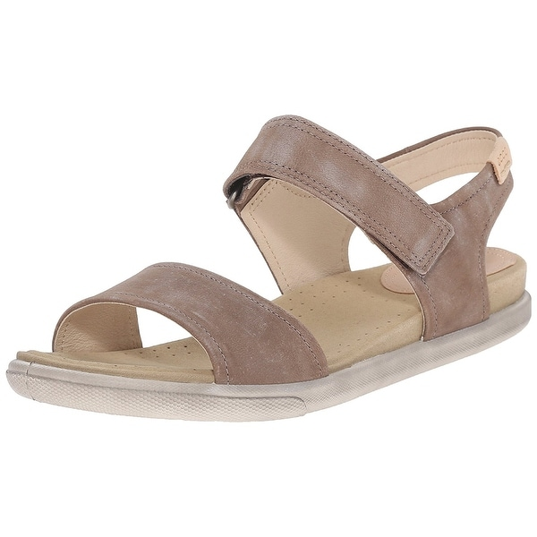 ECCO Womens 248123 Open Toe Casual Ankle Strap Sandals