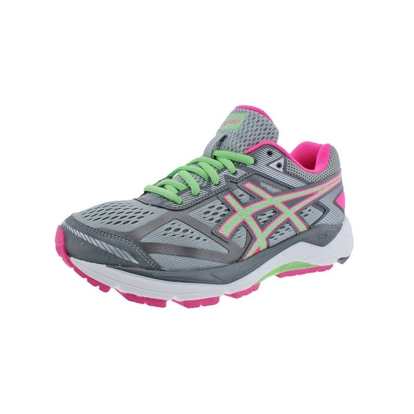 Asics Womens Foundation 12 Running Shoes Mesh Dynamic Duomax - 6 wide (c,d,w)