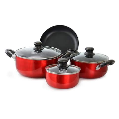 Better Chef 7-Piece Non-Stick Cookware Set F889R