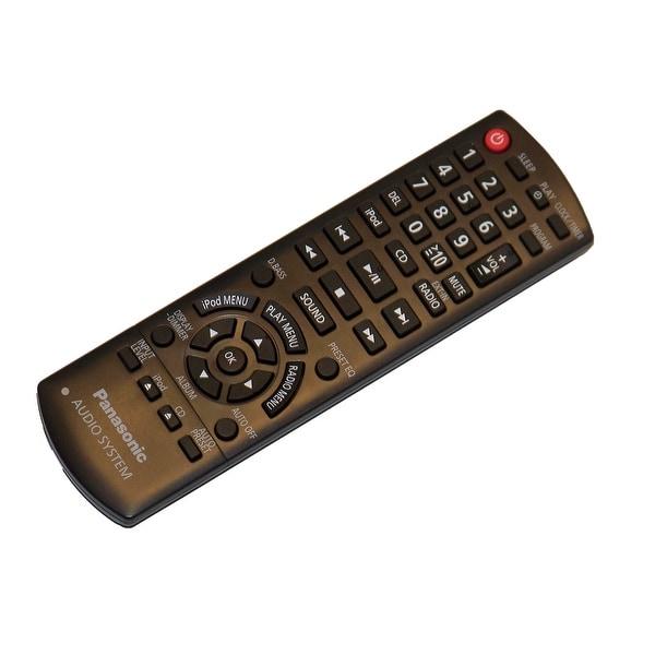 OEM Panasonic Remote Control Originally Shipped With: SCHC35P, SC-HC35P