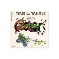 Design Originals Time To Tangle With Color Bk