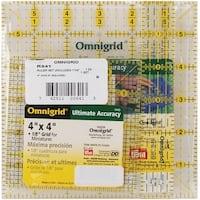 Omnigrid Ruler Set-Squares 3/Pkg