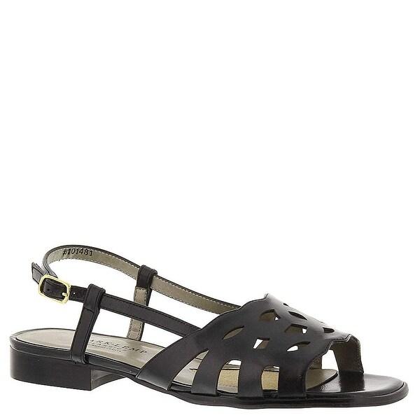 Mark Lemp Classics Womens millie Open Toe Casual Ankle Strap Sandals