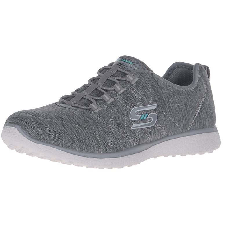 Edge Fashion Sneaker, Gray - Overstock