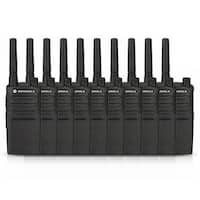 Motorola RMU2040 (10 Pack) Two Way Radio - Walkie Talkie