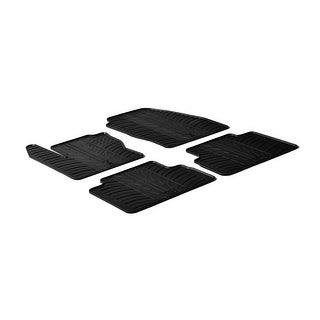 Gledring 2010-2012 Ford C-Max Custom Fit All Weather Heavy Duty Car Floor Mats