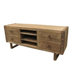 "Moes Home Collection XA-1011 Agio 69"" Wide TV Stand - Natural