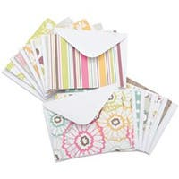 "Marvelous - American Crafts A2 Cards & Envelopes (4.25""X5.5"") 40/Box"