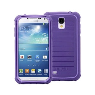 Body Glove ShockSuit Series Case for Samsung Galaxy S4 (Plum/Lavender) - 9349101