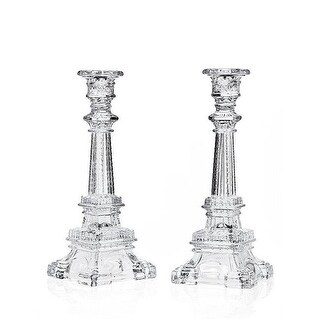 Godinger 44601 10.75 in. Eiffel Tower Candle Stick