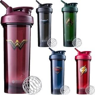 Blender Bottle DC Comics Superhero Series Pro32 oz. Shaker Cup with Loop Top - 32 oz.