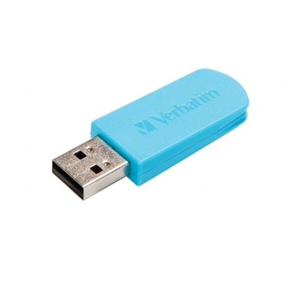 VERBATIM 49832 16GB Mini USB Flash Drive Blue