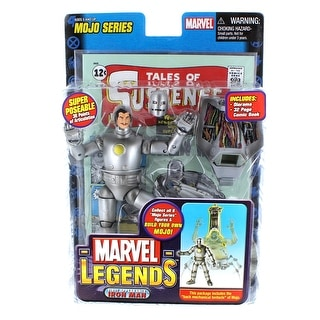 Marvel Legends Series 14 First Appearance Iron Man